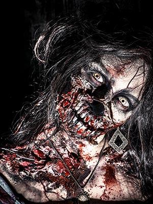 Requiem Haunt - Bloody Zombie