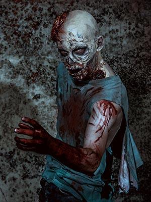 Requiem Haunt - Zombie Nurse